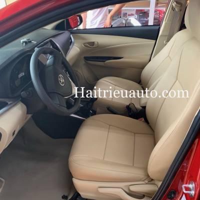 Bọc ghế da cho xe Toyota Vios