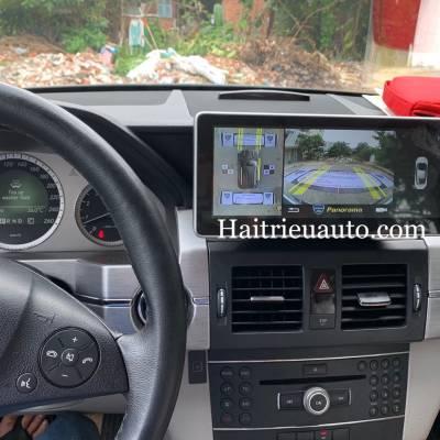 Camera 360 cho Mercedes GLK