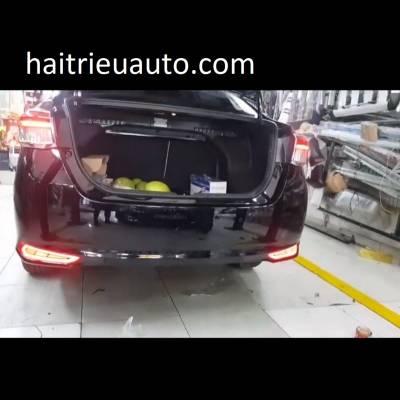 led cản sau xe toyota vios 2018