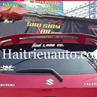 đuôi gió thể thao dùng cho xe hatchback