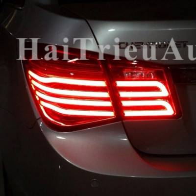 Đèn hậu độ cho xe cruze