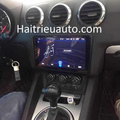 màn hình android xe audi TT