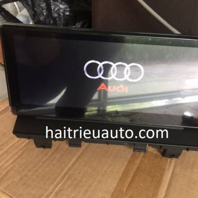 Màn hình android theo xe Audi A3