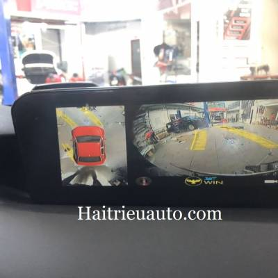 camera 360 theo xe mazda 3