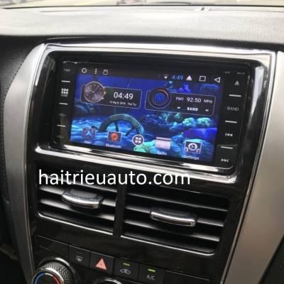màn hình dvd android xe toyota vios 2018
