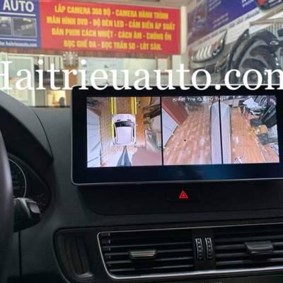 camera 360 cho xe audi Q5