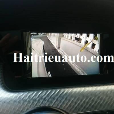 Camera cập lề cho xe Mercedes GLK 220