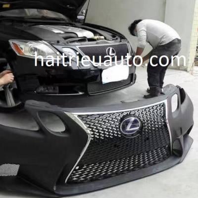 Độ cản trước cho xe Lexus GS