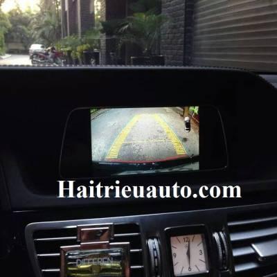 Camera lùi cho xe Mercedes E200