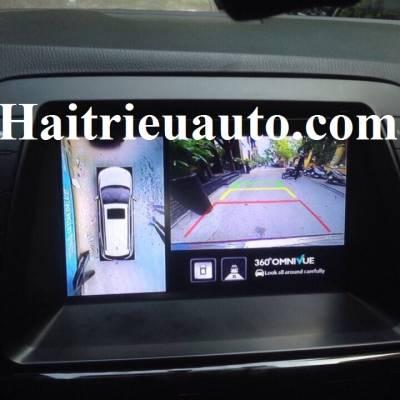 camera 360 cho xe  Mazda CX5