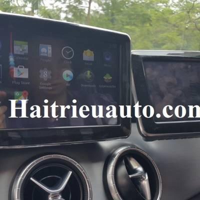 Nâng cấp Màn hình cho Mercedes CLA 200
