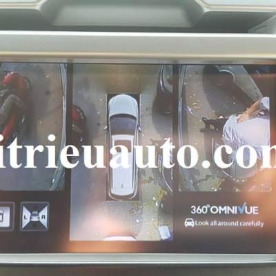 Camera 360 cho Toyota Land cruiser Prado 2015