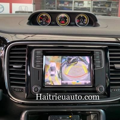 Camera 360 cho xe Volkswagen Beetle