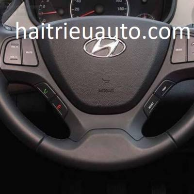 bộ điều khiển trên vô lăng cho xe i10 2018