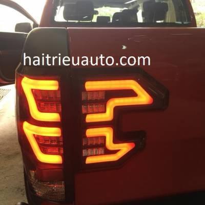 đèn hậu độ nguyên bộ xe ford ranger