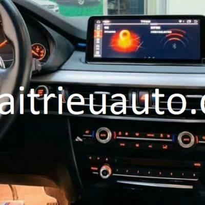màn hình android xe BMW X5 2019