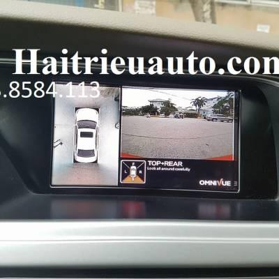 Camera 360 cho Audi A4