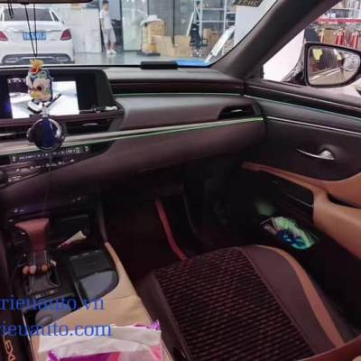 Đèn led nội thất theo xe lexus ES