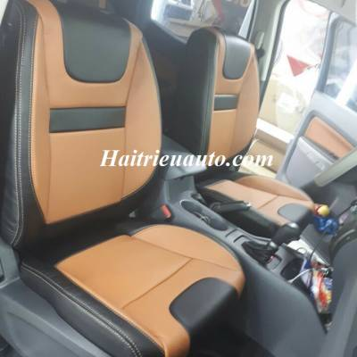 Bọc ghế da cho Ford Ranger mẫu 2