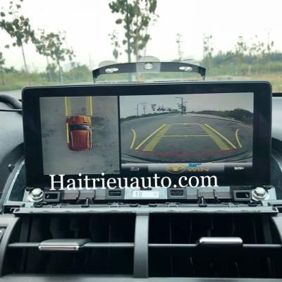 Camera 360 cho xe Lexus NX300