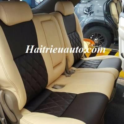 Bọc ghế da cho xe hơi các mẫu mới