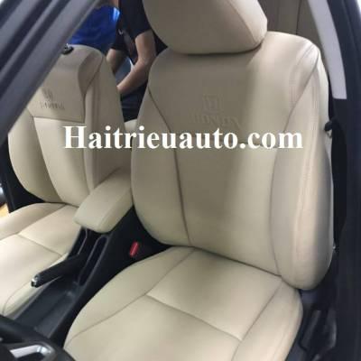 bọc ghế da cho xe honda city 2017