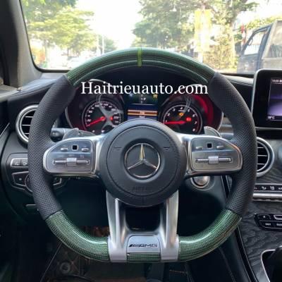 Vô lăng AMG cacbon cho Mercedes GLC 300