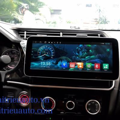 màn hình android theo xe honda city
