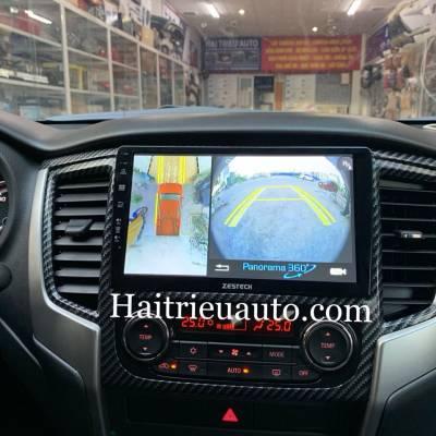 Camera 360 cho xe Triton