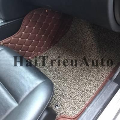 thảm 6d cho xe mercedes