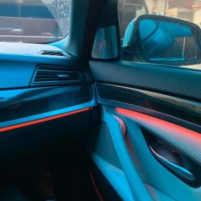 led nội thất xe bmw 5 series