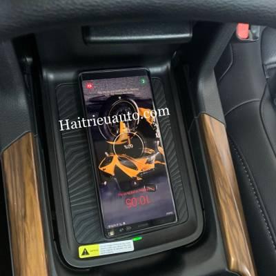 Sạc không dây cho xe Honda CRV