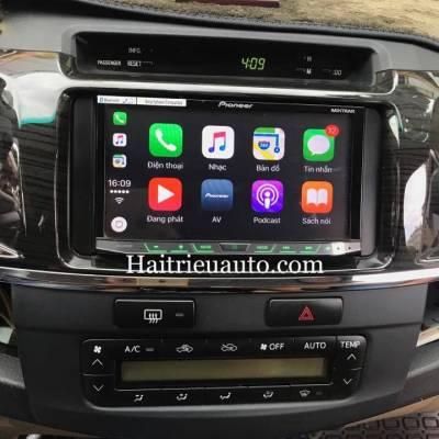 DVD pioneer AVH-X8850BT cho xe fortuner