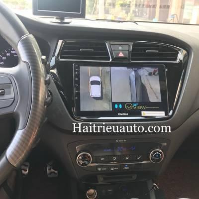 Camera 360 cho xe Hyundai i20