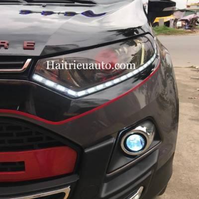 Độ đèn led cho ford ecosport