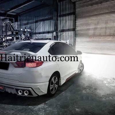 body cho Honda City