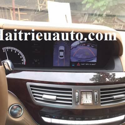 Camera 360 cho xe Mercedes S550  AMG