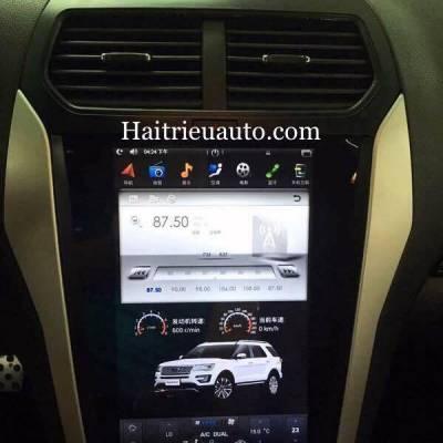 Màn hình android cho xe Ford Explorer