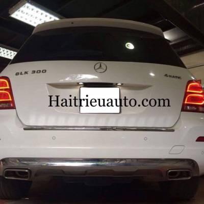 Camera lùi cho xe Mercedes GLK 300