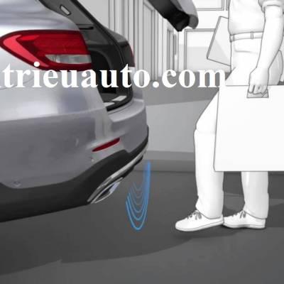 Đá cốp tự động cho Mercedes GLC