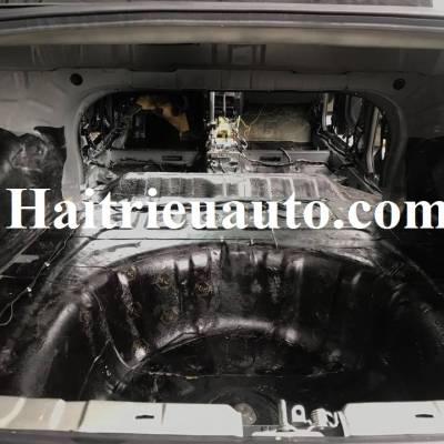 Cách âm, chống ồn cho Hyundai Sonata