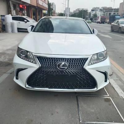 độ cản trước xe lexus ES 350 2013 lên 2018