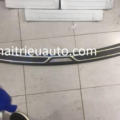 nẹp chống trầy cốp cho  xe mazda CX5 2018