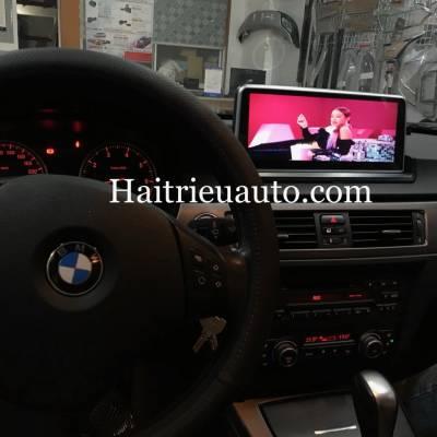 Màn hình android theo xe BMW 320i 2005~2012