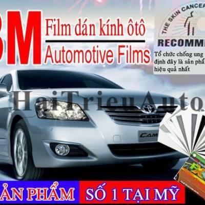 Phim cách nhiệt ô tô 3M