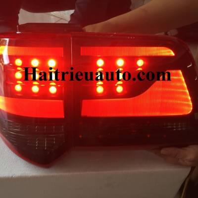 Đèn hậu độ cho xe fortuner 2015