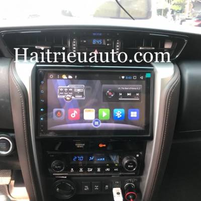 màn hình android orion theo xe fortuner 2018