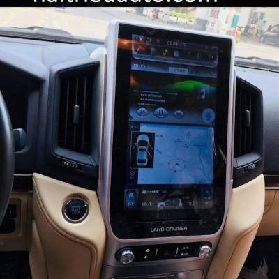 màn hình dvd android theo xe landcruise