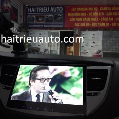 màn hình android xe Hyundai Tucson