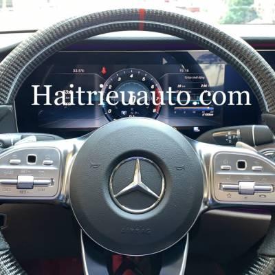 Nâng cấp vô lăng Facelift cho Mercedes E class